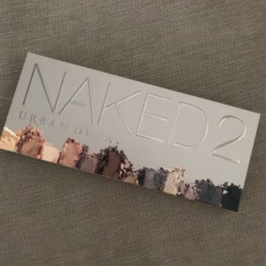 Urban decay new naked 2 eyeshadow palette